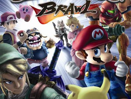 Anunciada por fin la fecha europea de 'Super Smash Bros. Brawl'