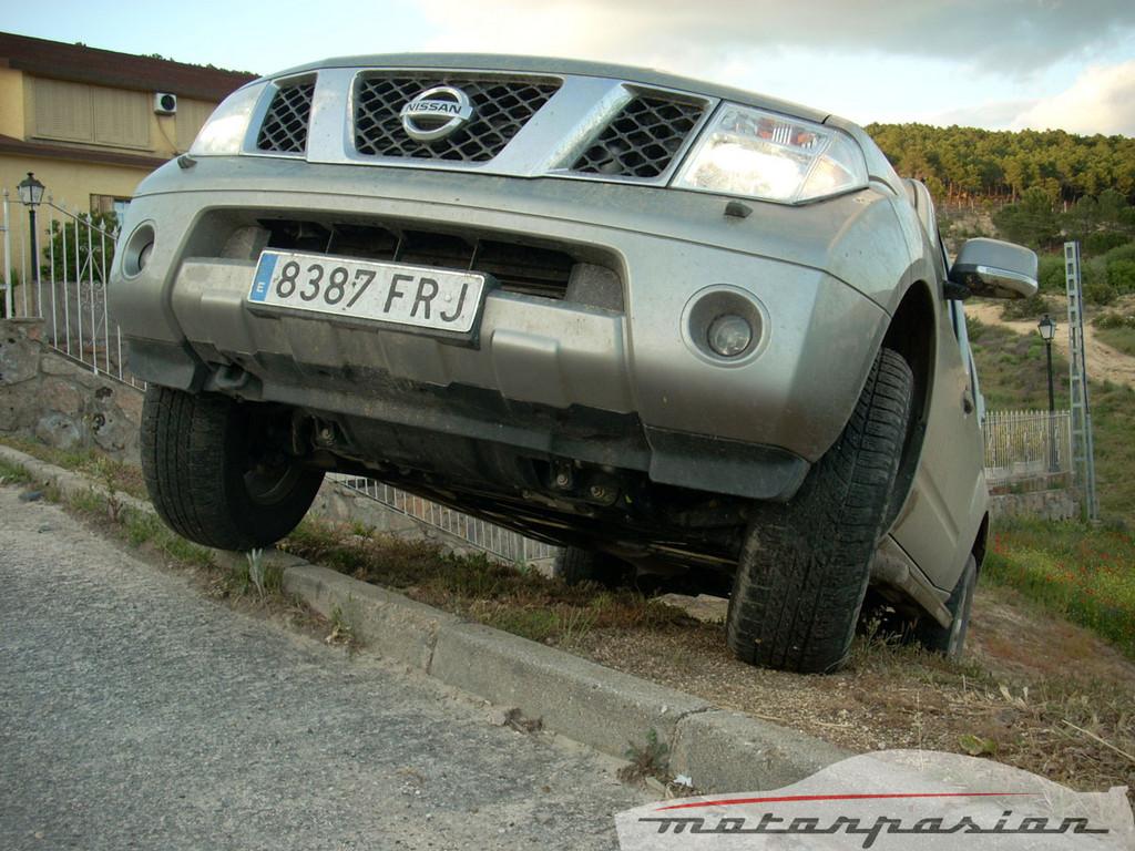 Foto de Nissan Pathfinder (prueba) (19/48)