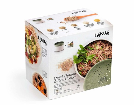 lekue arroz y quinoa