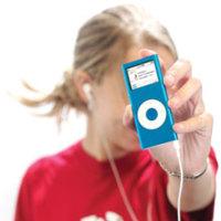 Fitness + iPod = FitPod
