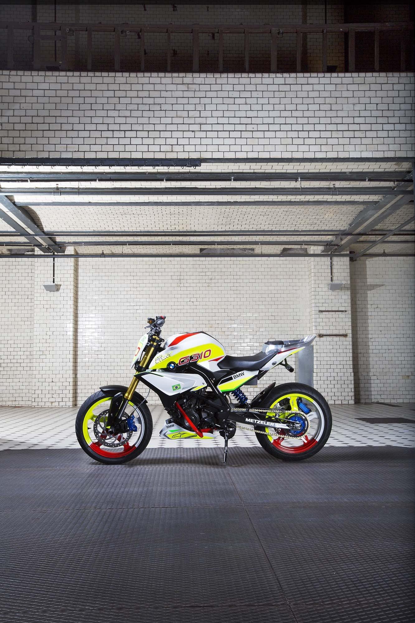 Foto de BMW Concept Stunt G 310 (28/36)