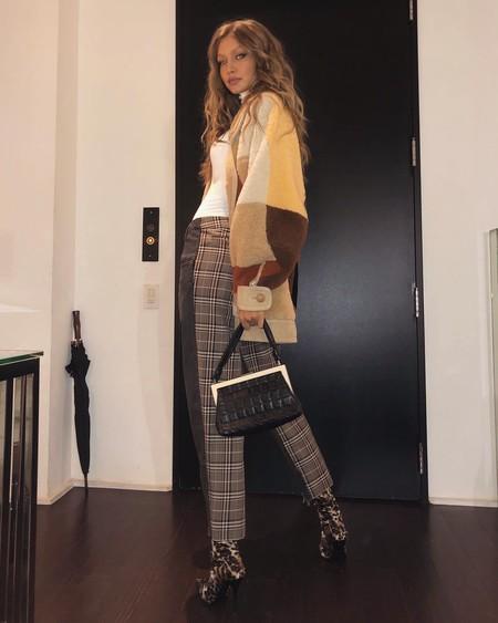 Gigi Hadid se apunta a la tendencia del momento con una chaqueta de ensueño