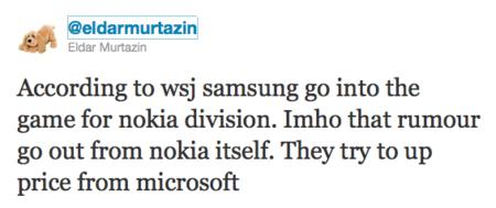 Nokia samsung eldar