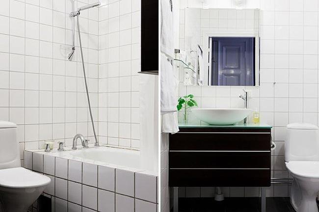Foto de Puertas abiertas: un elegante apartamento en Estocolmo (4/5)