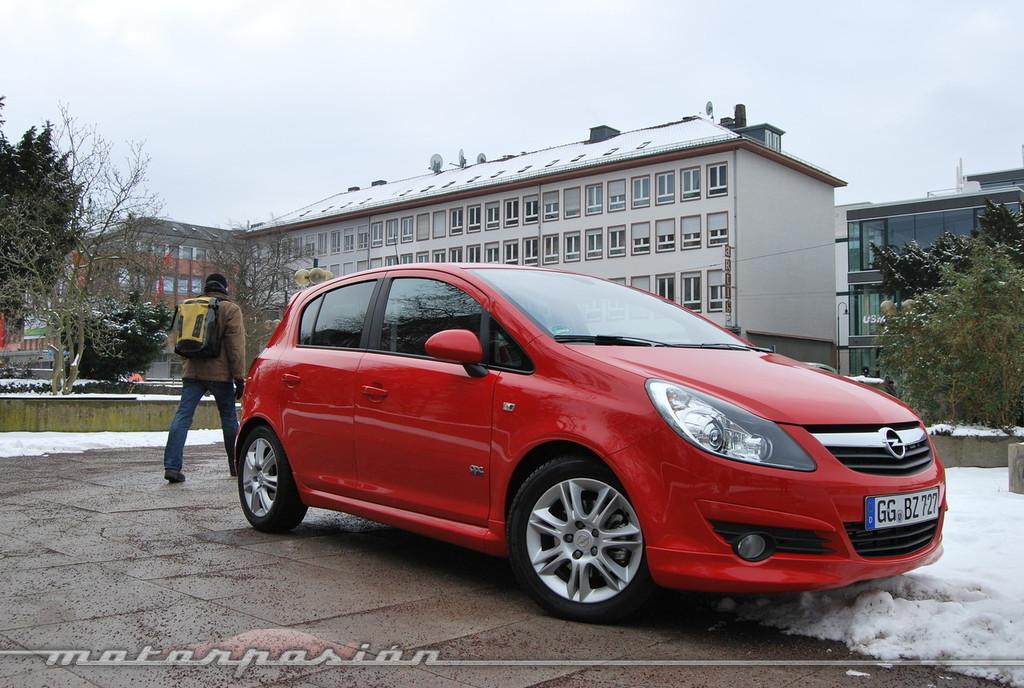 Foto de Opel Corsa 2010 (presentación) (18/37)