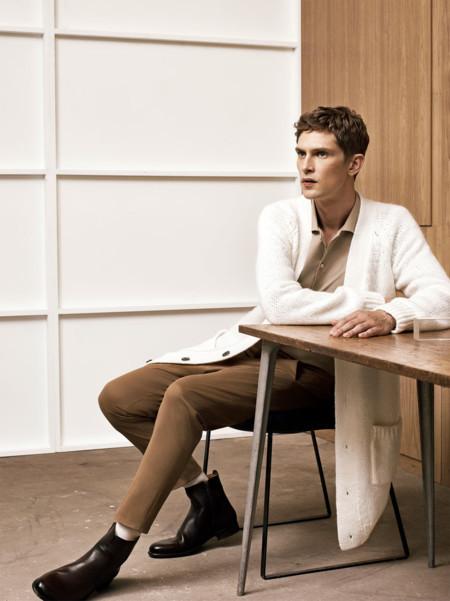 Zara Man Studio Sartorial Fall Winter 2016 Trendencias Hombre