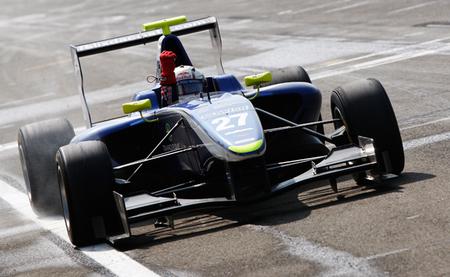 Antonio Felix da Costa victoria Hungaroring 2012