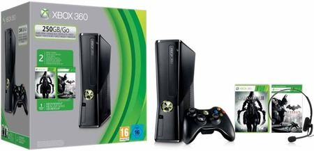 'Darksiders II' y 'Batman: Arkham City' en un nuevo pack de Xbox 360