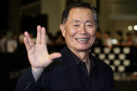 A sus 80 años, el actor George  Takei (Sulu en Star Trek) se une al estudio Fifth Journey