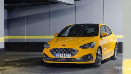 Ford Focus St 2019 Prueba