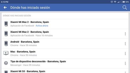 Facebook Privacidad 3