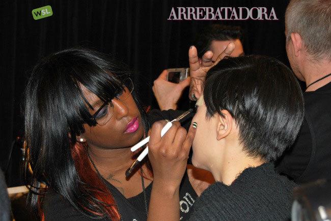 Foto de Maquillaje de Pasarela: Toni Francesc en la Semana de la Moda de Nueva York 2 (19/24)