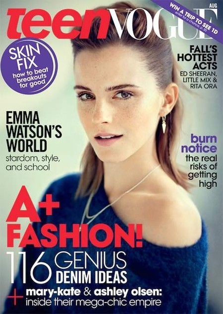 Emma Watson, divina como siempre, para que variar...