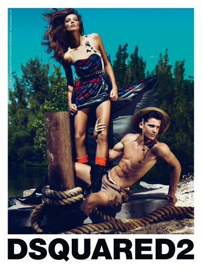 Foto de Dsquared2 campaña Primavera-Verano 2010: más músculos para la colección (5/12)