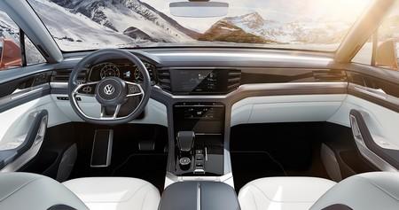 Volkswagen Atlas Cross Sport Concept 9