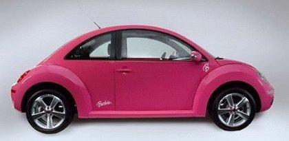 Volkswagen Beetle Barbie