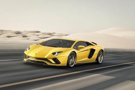 740 CV, 350 km/h y dirección a las cuatro ruedas para el Lamborghini Aventador S