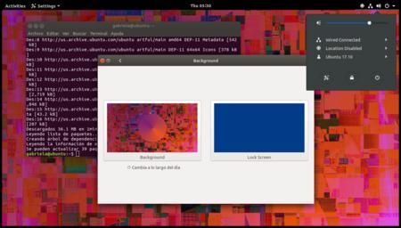 Ubuntu 17 10 Alfa