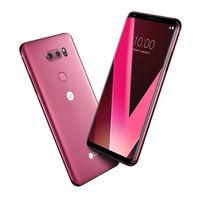 La familia LG V30 crece con un nuevo modelo en color rosa frambuesa