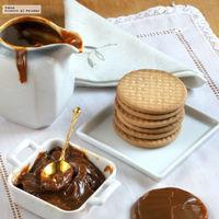 Cómo hacer salsa de toffee en diez minutos. Receta