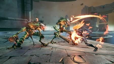 Furia se prepara para afrontar nuevos retos en The Crucible, el nuevo DLC de Darksiders III que ya está disponible para descargar