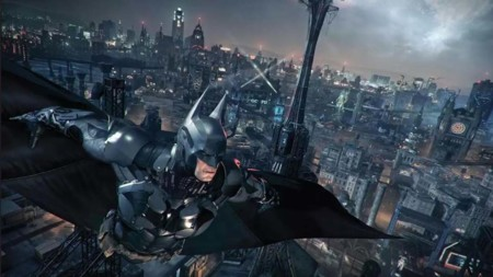 Batman Arkham 02