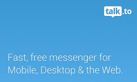 Talk.to Messenger, el cliente de Google Talk se actualiza con soporte para notificaciones en pantalla de bloqueo
