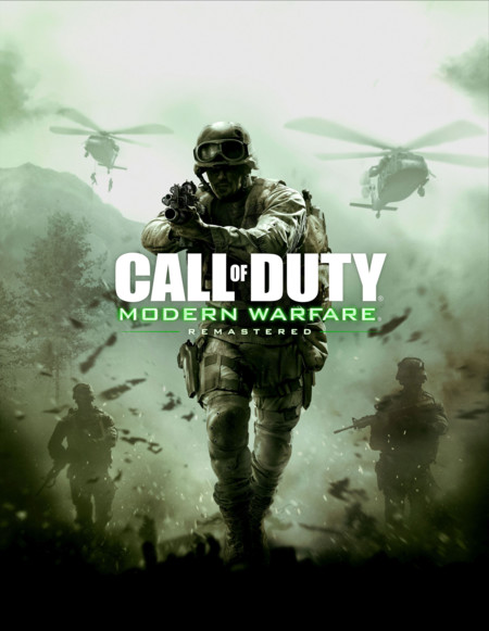 Call Of Duty Modern Warfare Remastered 1