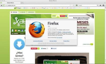 Firefox 10, disponible para descarga