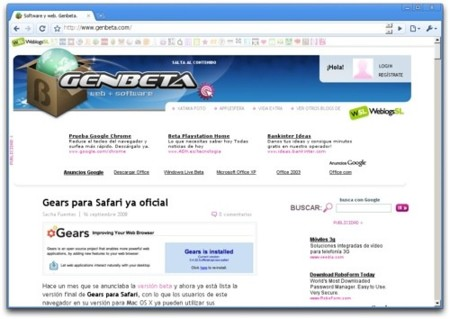 Google Chrome para Mac y Linux, mediante wine