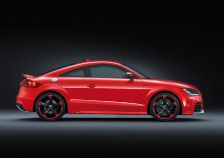 Audi TT RS Plus, rizando el rizo
