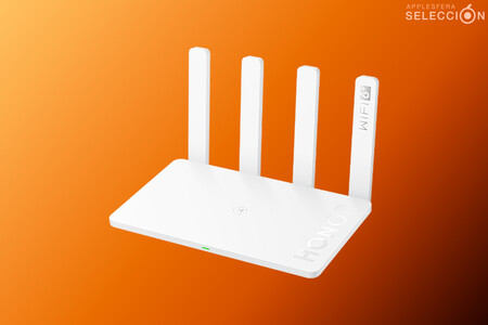 Descuentazo en el Honor Router 3 con Wi-Fi 6 Plus con velocidad de 3000 Mbps: en su tienda oficial por 22,90 euros