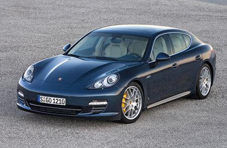 Porsche Panamera, nuevos datos oficiales