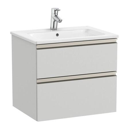 ROCA Mueble de baño con 2 cajones y lavabo The Gap Roca