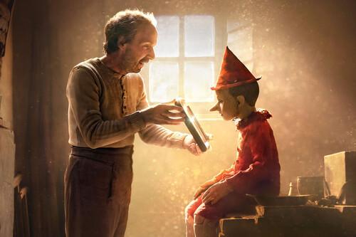 'Pinocho': una fiel adaptación de Mateo Garrone entre el neorrealismo italiano y el cuento de hadas tenebroso