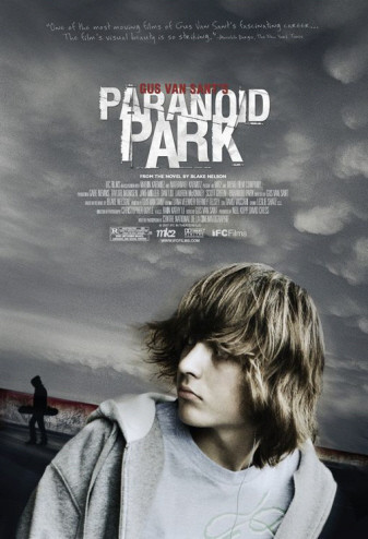Póster de 'Paranoid Park', lo último de Gus Van Sant