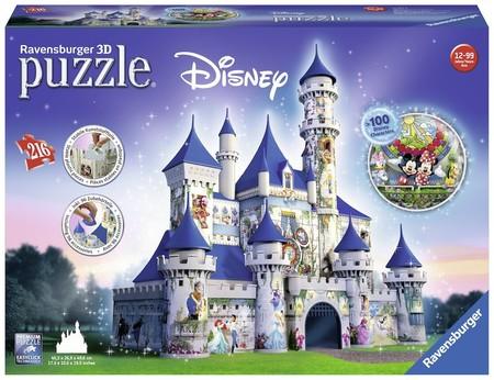 Puzzle Castillo