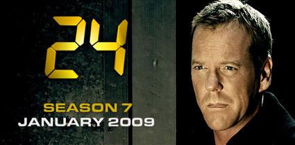 '24' detendrá la producción de la 7ª temporada temporalmente