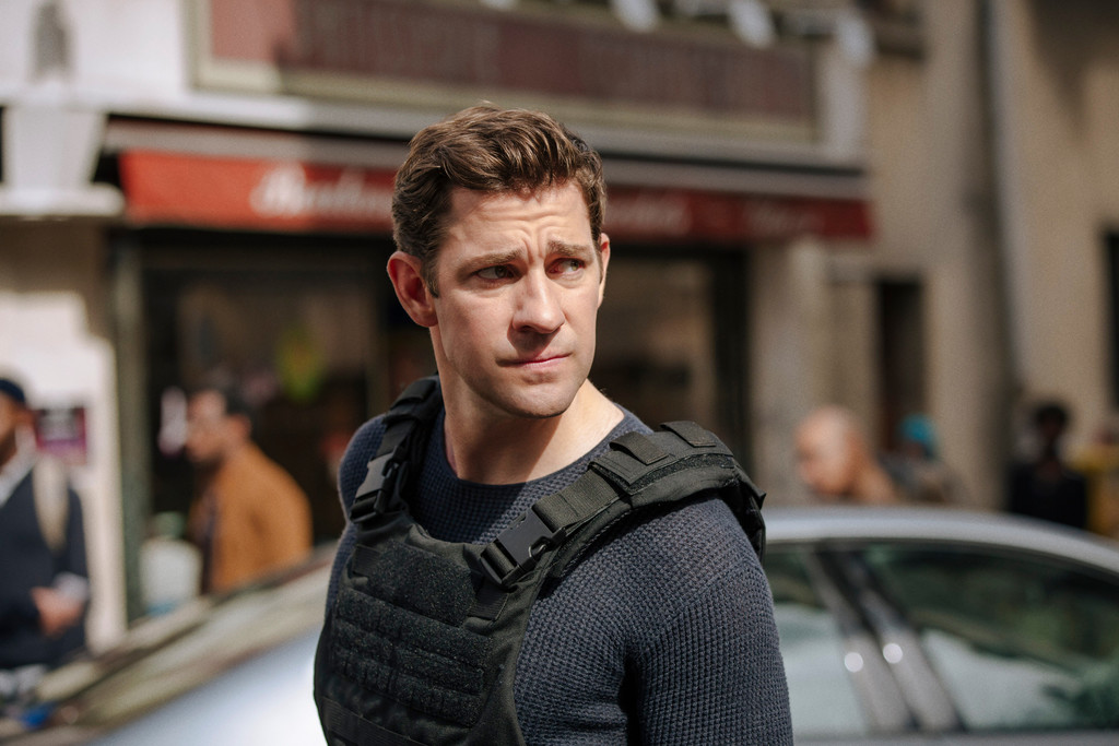 'Jack Ryan' renewed for a third season: Amazon continues to rely on the spy played by John Krasinski