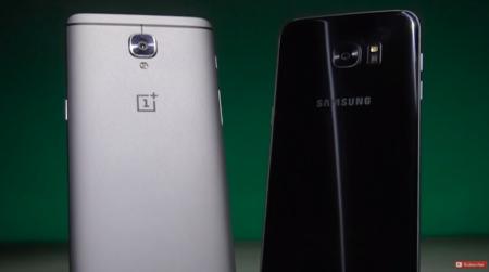 Cuando menos es más, Galaxy S7 Edge tiene mejor rendimiento que el OnePlus 3