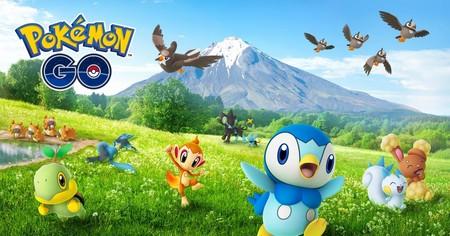 Los Pokémon de la cuarta generación han comenzado a aparecer por sorpresa en Pokémon GO