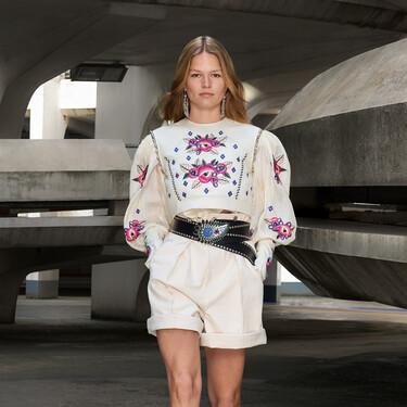 El desfile de Isabel Marant nos ha dejado las prendas perfectas para ser clonadas por Zara