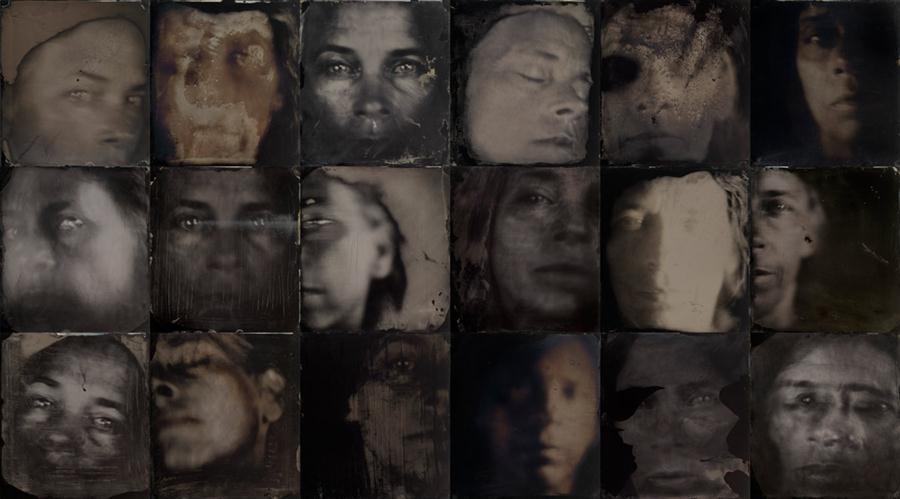 Sally Mann Self Portraits Custom