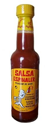 Salsa Espinaler: salsa para berberechos y almejas