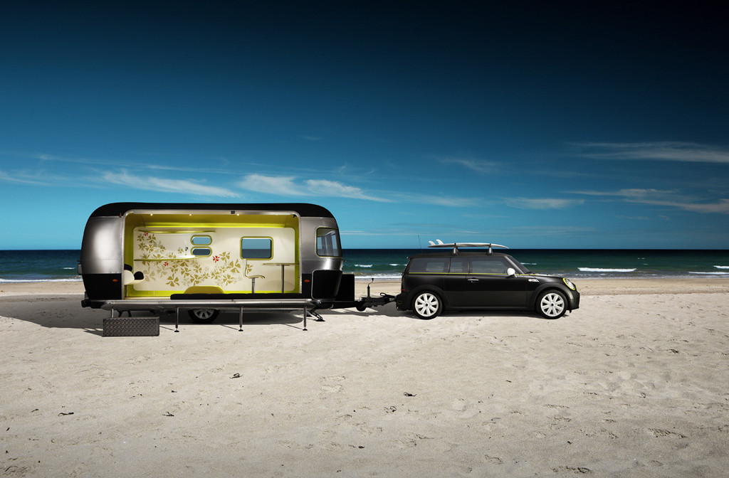 Foto de Mini Cooper S Clubman Airstream (9/11)