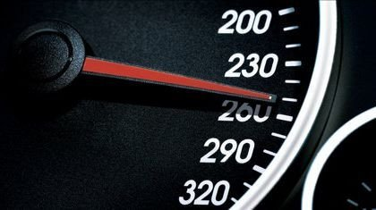 Razones para respetar los límites de velocidad