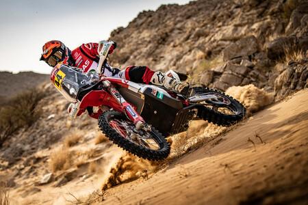Laia Sanz Gasgas Dakar 2021 2