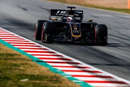 Haas Grosjean Pretemporada 2019
