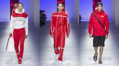Fila Confirma El Triunfo Del Look Deportivo Con Su Debut En La Fashion Week De Milan 2