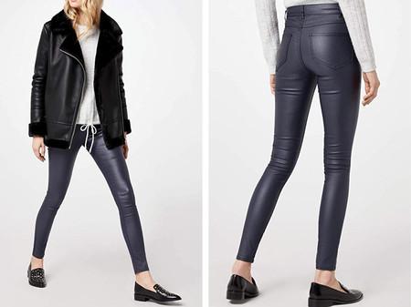Pantalones Azul Marino Amazon